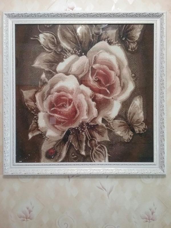 """Картина """"Чайні троянди"""""""