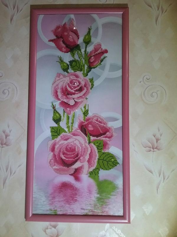 """Картина """"Ніжні троянди"""""""