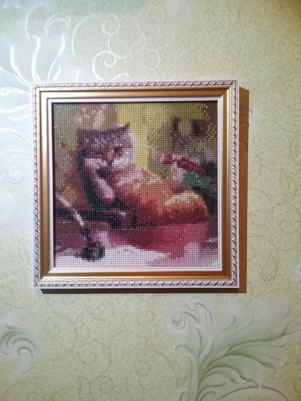 """Картина """"Брутальний кіт"""""""