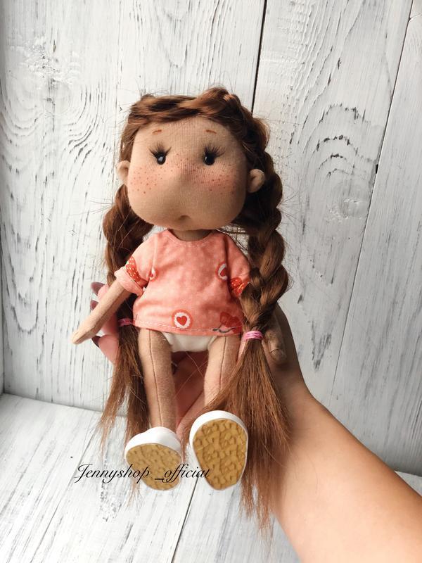 Игровая кукла Рыжая милашка