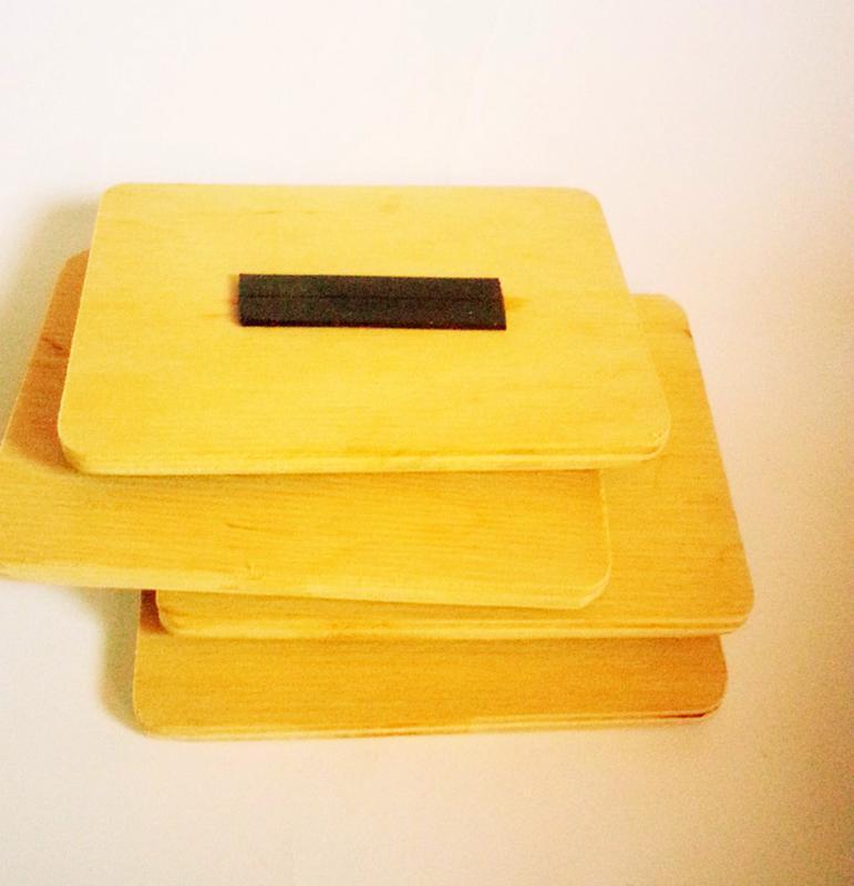 сувенірний магніт на дереві ручної роботи з одеським гумором