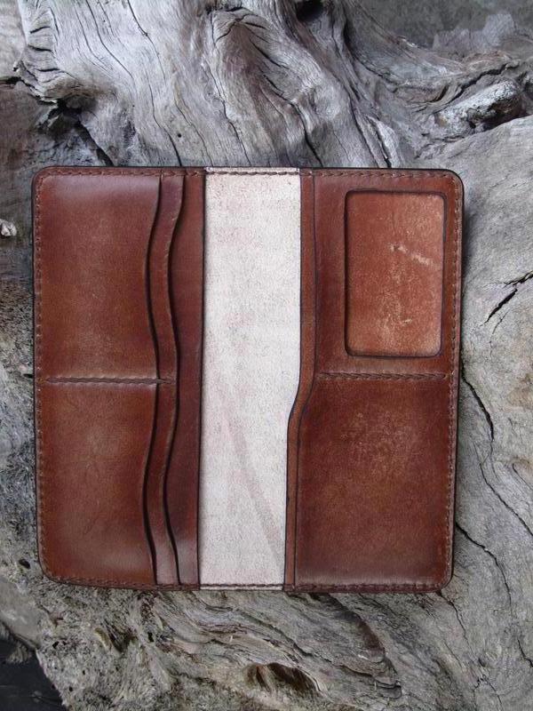 длинный кожаный кошелек,мужской кожаный бумажник,длинные кошельки из кожи