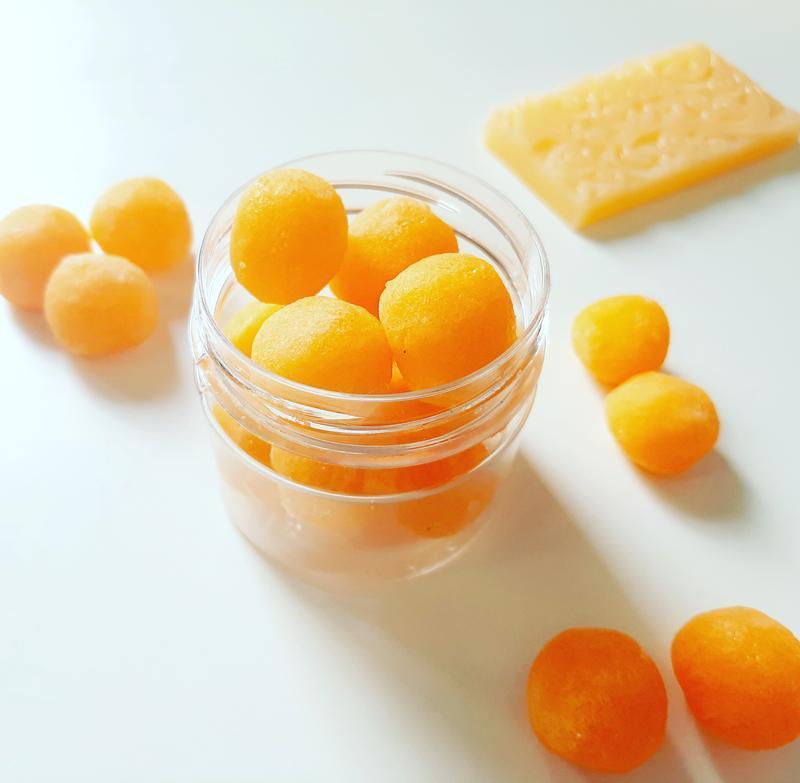 Сахарные конфеты для тела с ароматом тропического манго!