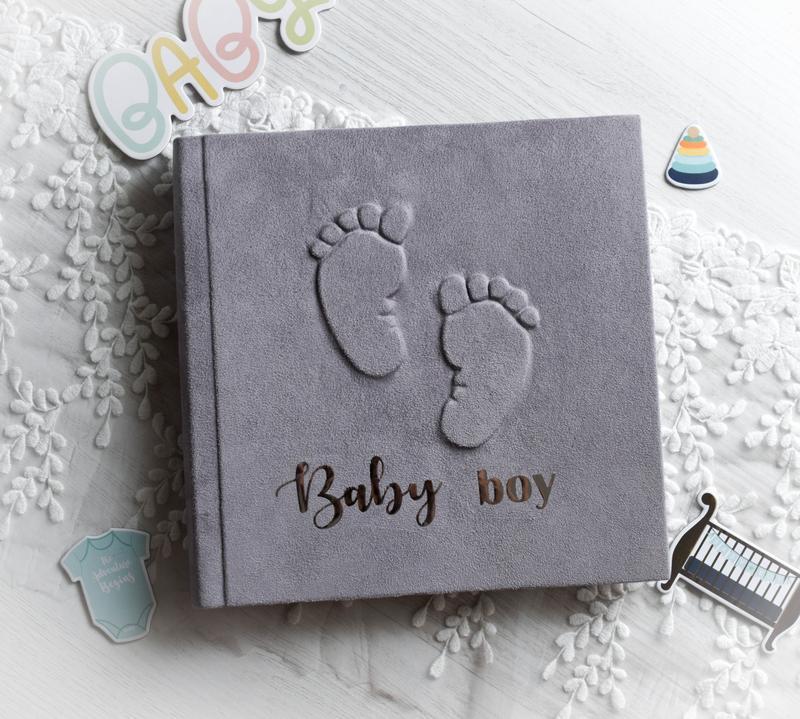 Фотоальбом для хлопчика. Фотобук.