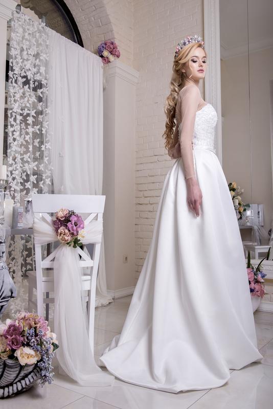 Весільна сукня