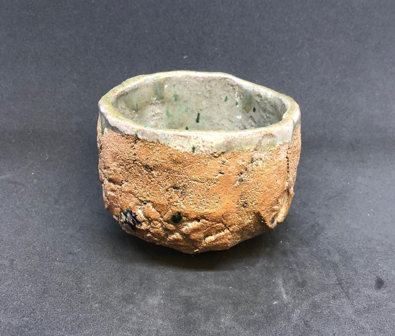 Чаван - чаша для японской чайной церемонии