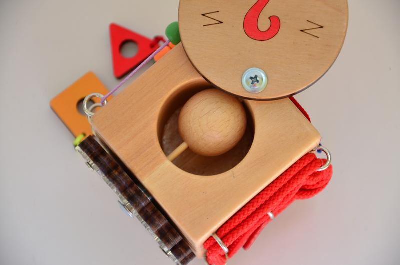 Бизикубик для детей 1 года