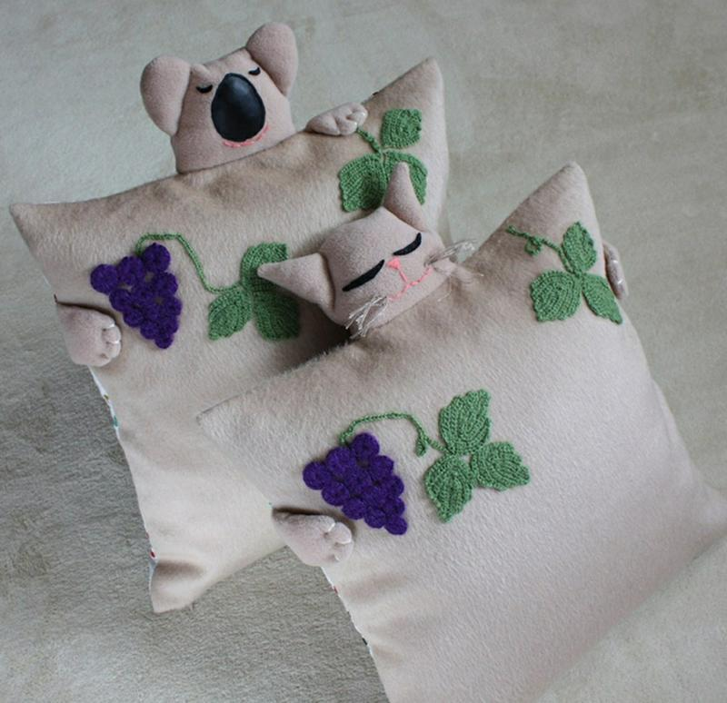 Подушка декоративная 40/40 см