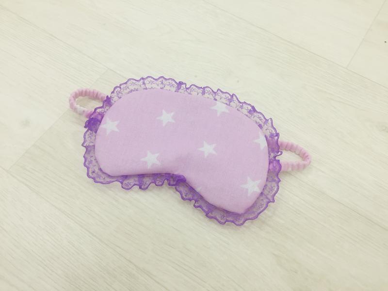 маска для сна-розовая повязка на глаза-кружевная маска для сна-подарки для девушек