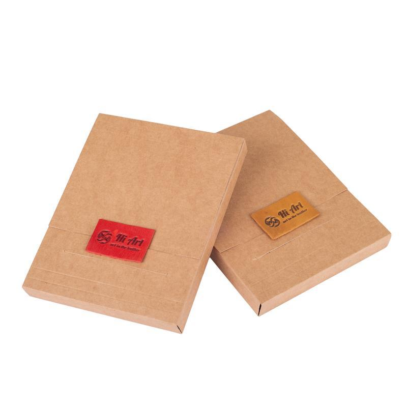 "Кожаное портмоне для паспорта / ID документов HiArt PB-02/1 Shabby Alga ""Mehendi Art"""