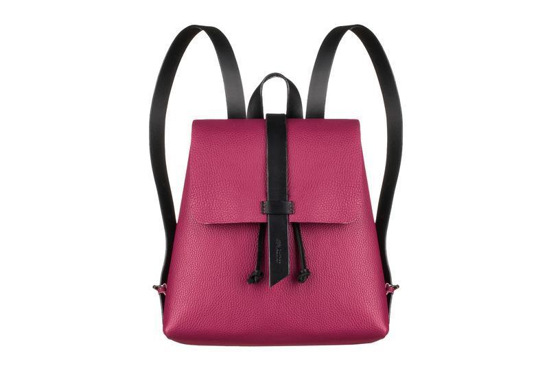 """Женский рюкзак """"Глория"""" Фиалка 1_0001[Size]_GLR"""