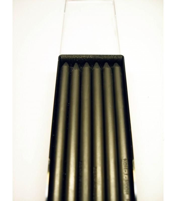 Грифель 5.6 мм KOH-I-NOOR, 6 шт в пенале