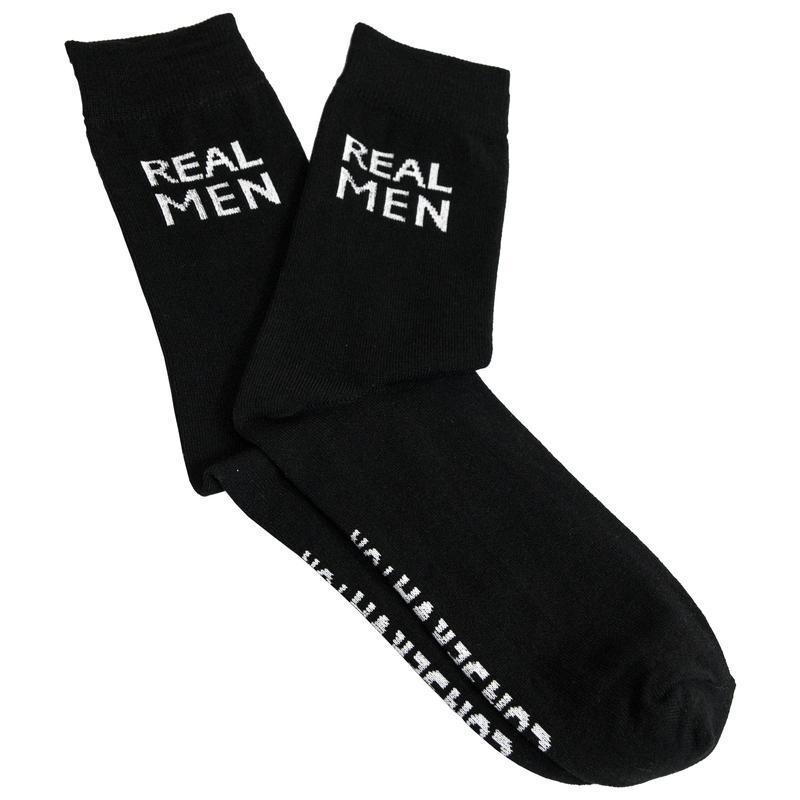 Консерва-носок For real man черный