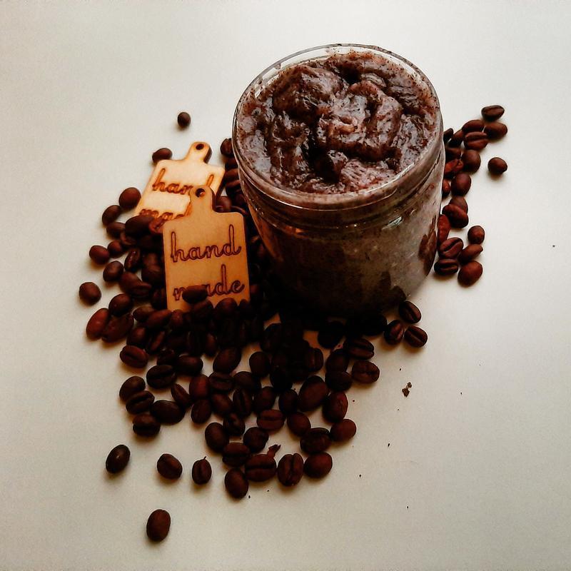 Кофейное мыло бельди