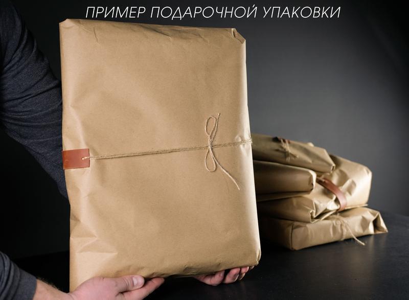 """Мужская сумка """"Модель №50"""" Винтажная кожа цвет Синий"""