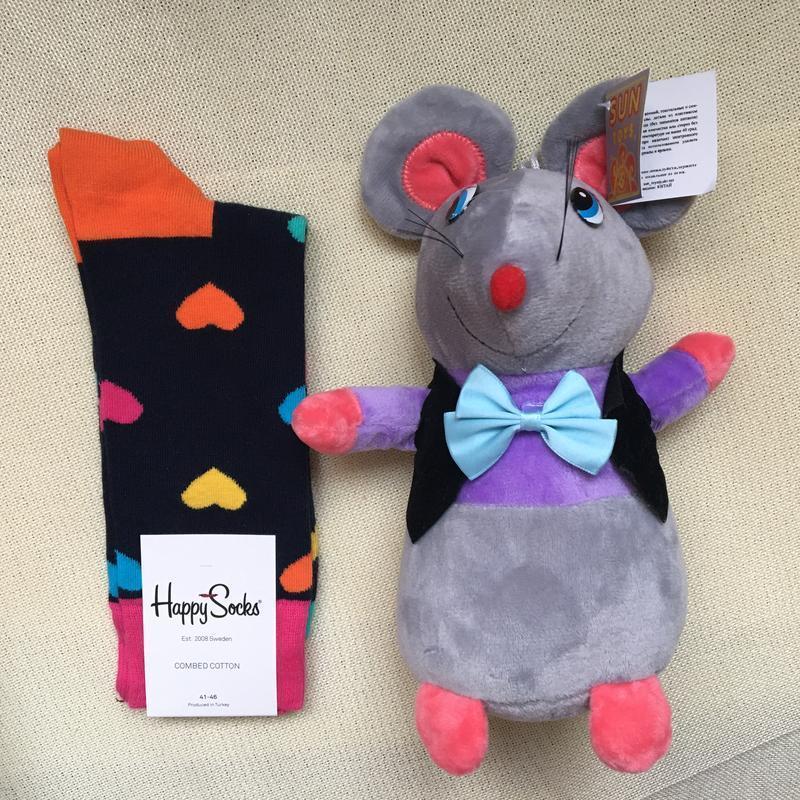 """Подарочный набор """"Happy Mouse Violet"""""""
