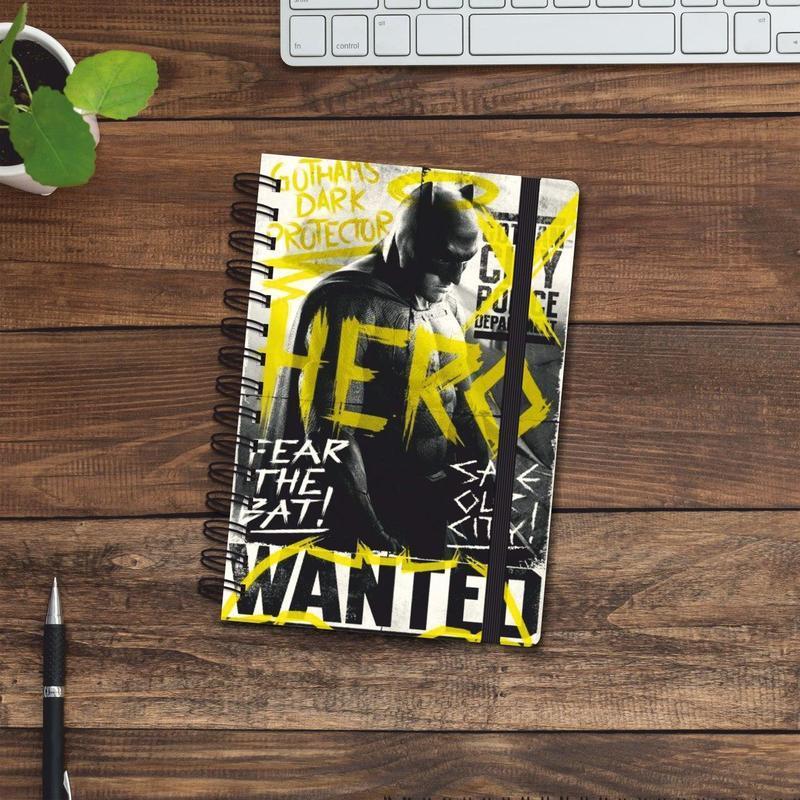 Скетчбук (блокнот) — Batman hero