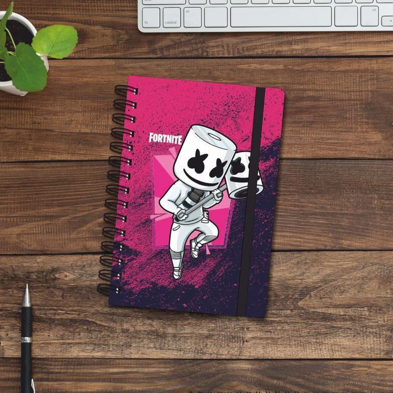 Скетчбук (блокнот) — Fortnite