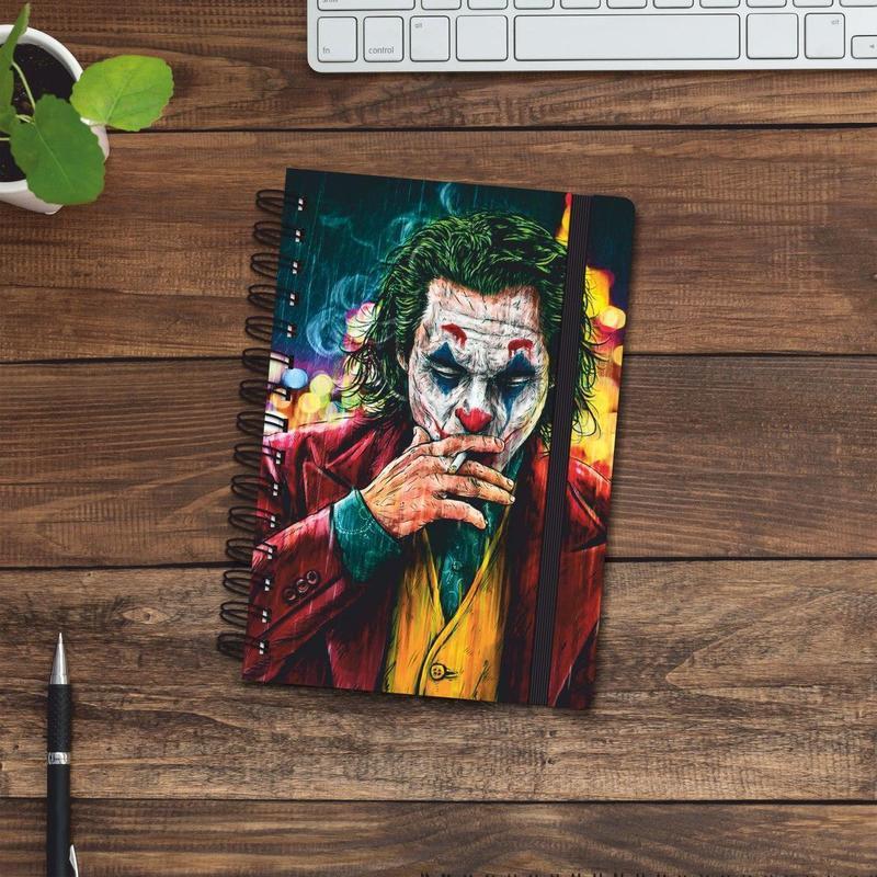 Скетчбук (блокнот) — Джокер