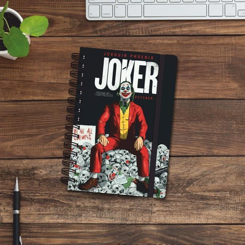 Скетчбук (блокнот) — JOKER