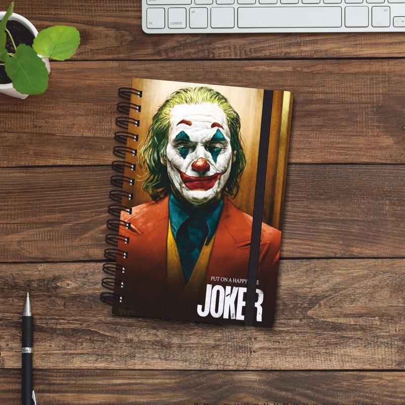 Скетчбук (блокнот) — JOKER 2