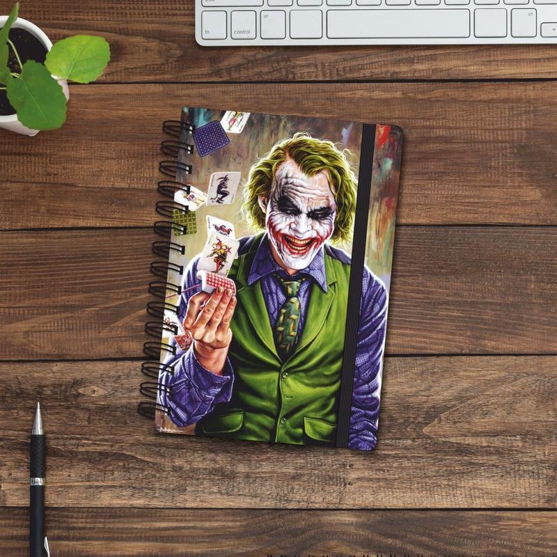Скетчбук (блокнот) — JOKER 3