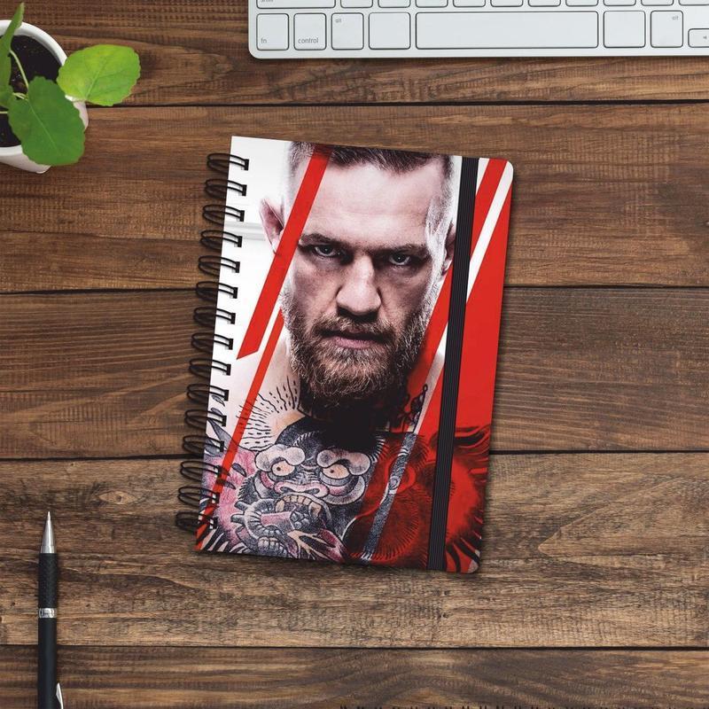 Скетчбук (блокнот) — McGregor