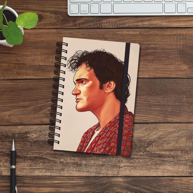 Скетчбук (блокнот) — Tarantino
