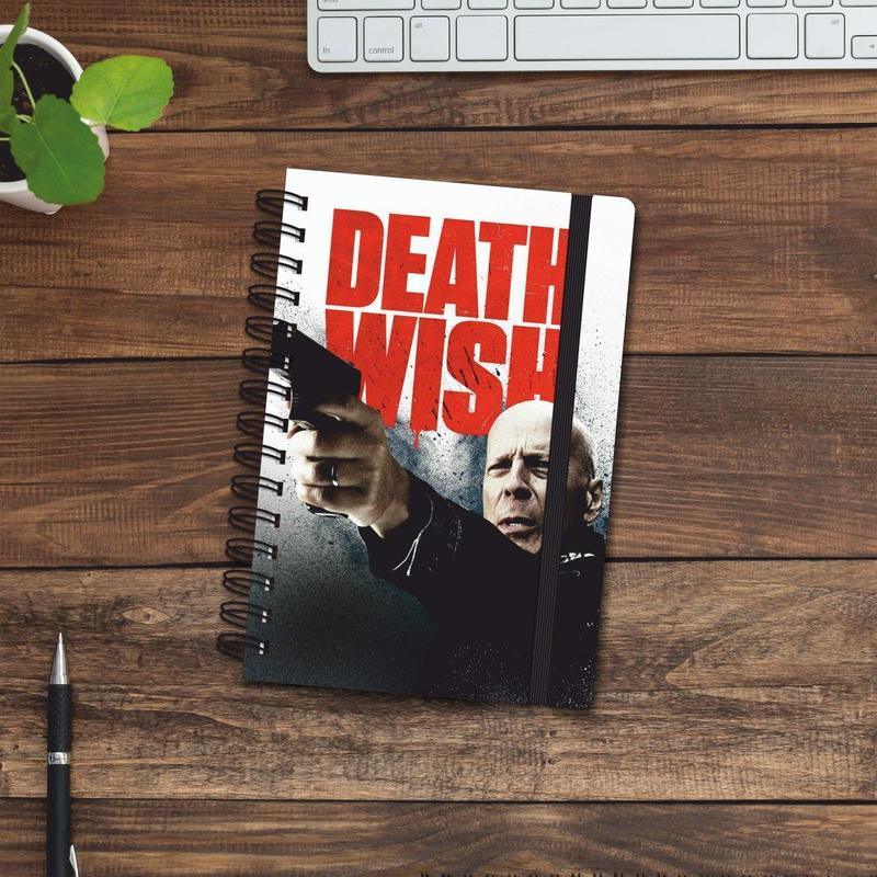 Скетчбук (блокнот) — Жажда смерти