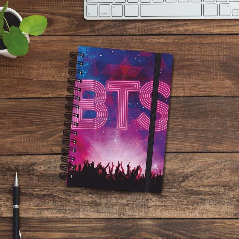 Скетчбук (блокнот) — группа BTS