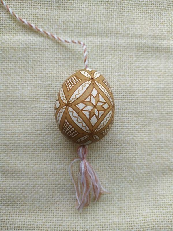Декоративные яйца №107
