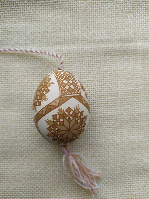 Декоративные яйца №104