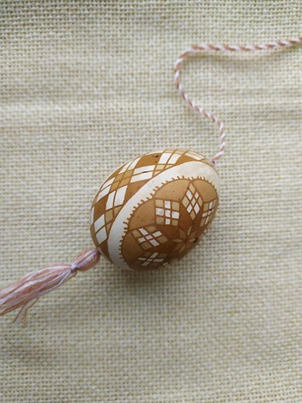 Декоративные яйца №105