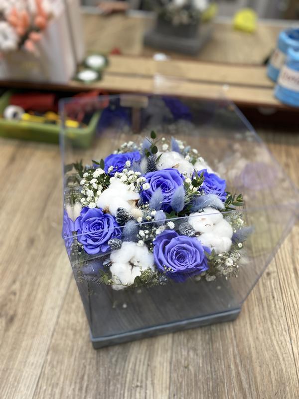 Стабилизированные розы