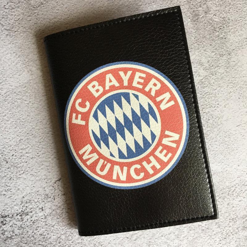 Обложка на паспорт для мужчин ФК Бавария Мюнхен