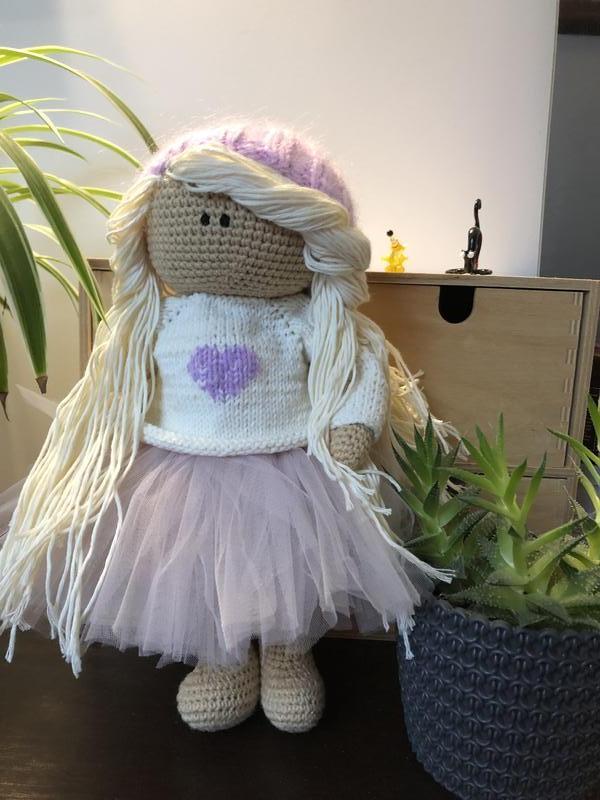 Кукла інтерєрна