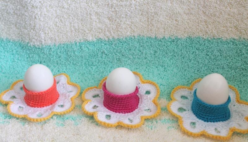 Набор пасхальных подставок для яиц