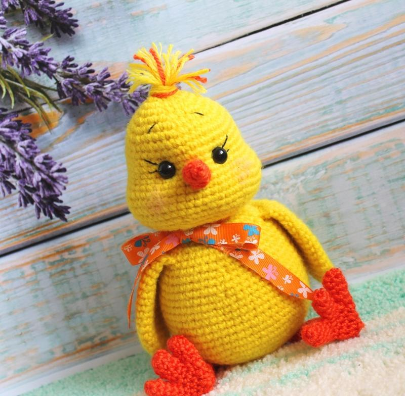 Цыпленок Курчик