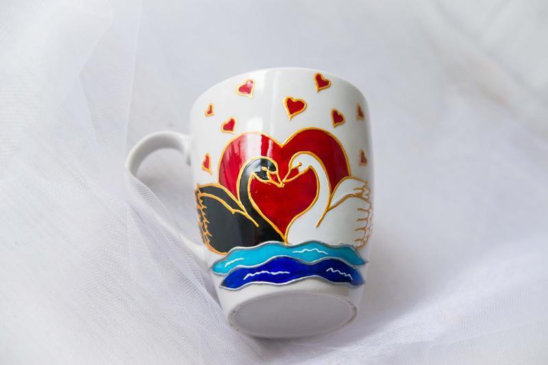 Чашка для чая ′Влюбленные′