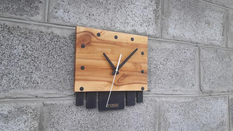 Новый дизайн деревянных часов, настенные часы, уникальные настенные часы, деревянные часы