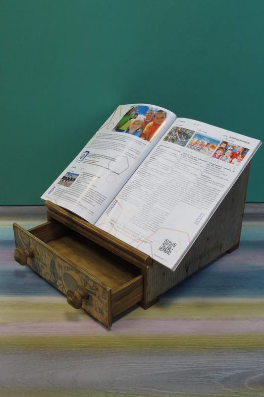 Органазер - подставка для книг, планшета  бумаг