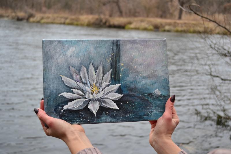 """Картина """"Волшебство души"""""""