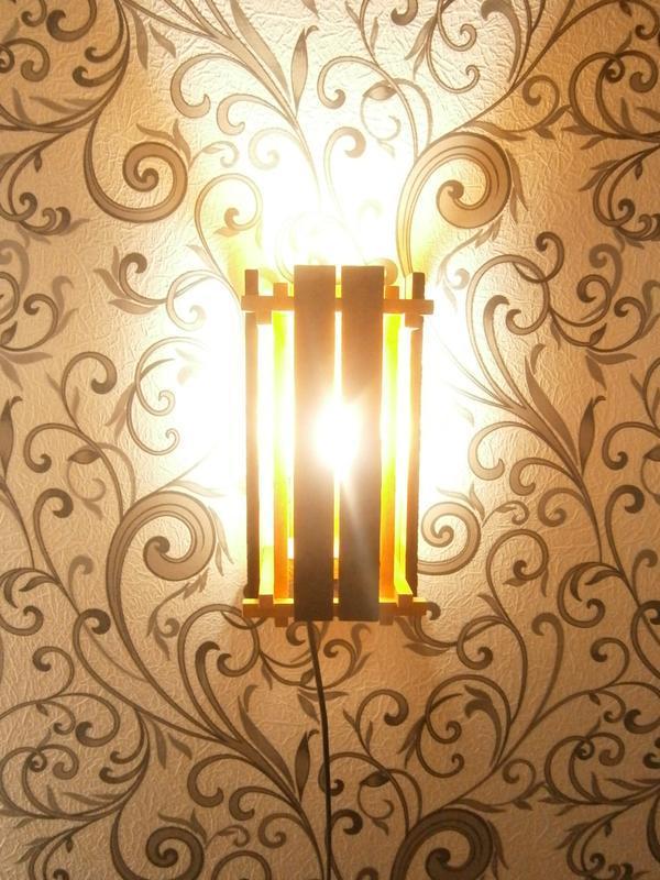 Светильник для интерьера.