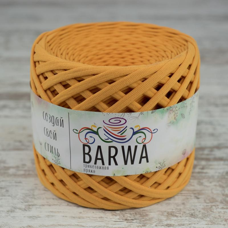 Трикотажная пряжа BARWA тпряжа опт/розница коврик корзина ковер дорожка декор для дома подушки тапки