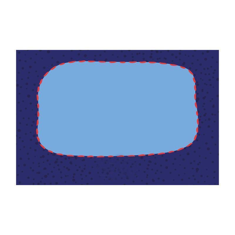Открытка Кохане чудовисько синий