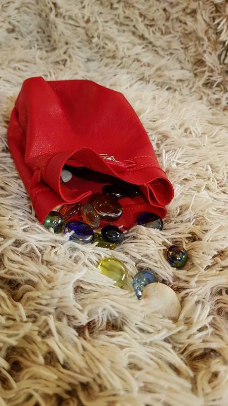 Кожаные мешочки для рун, камней, трав, карт Таро, зеркал. ПОД ЗАКАЗ