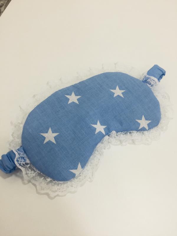 маска для сна-звезды-хлопковая повязка на глаза-кружевная маска для сна-подарки для девушек
