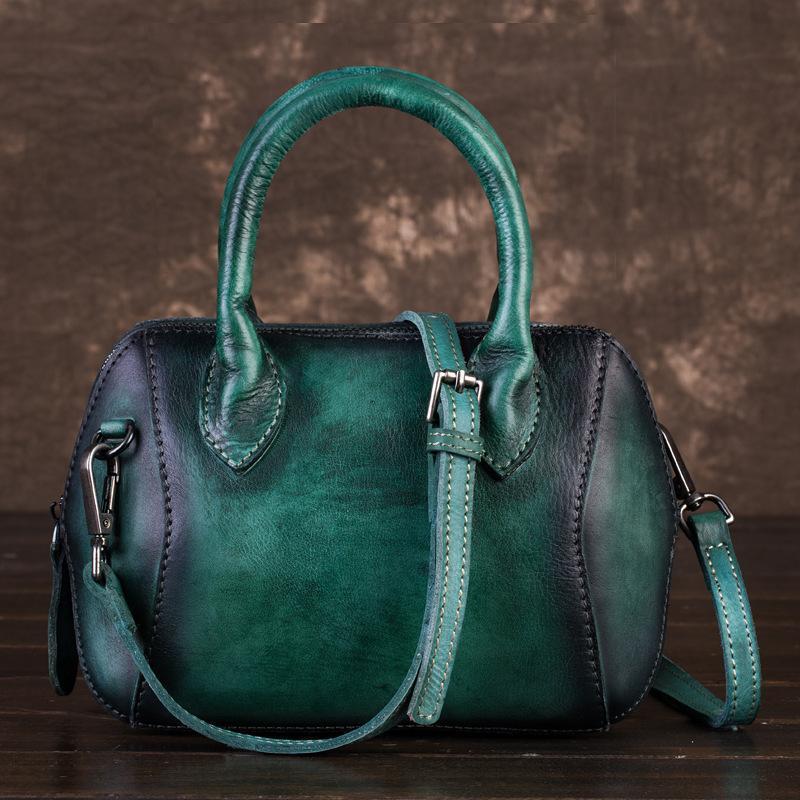 шкіряна сумка Марго