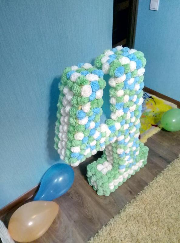 цифра на день рождения №68017 - купить в Украине на Crafta.ua