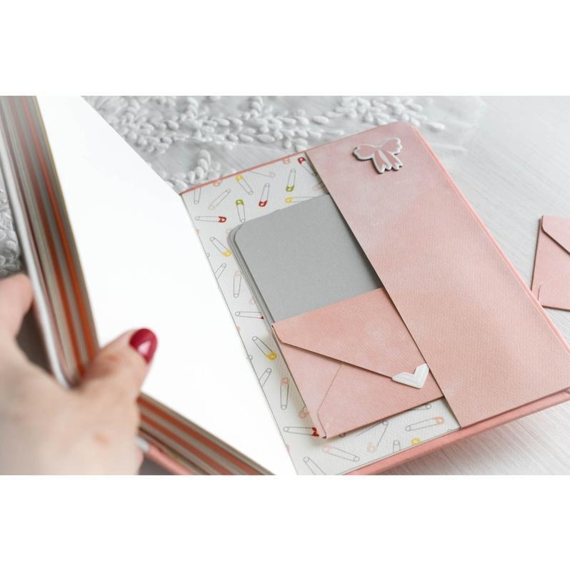 Книга пожеланий на годик / Мамины заметки / Фотобук для девочки. Бебібук для дівчинки